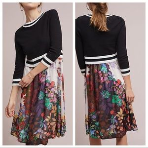 Anthropologie Maeve Osceola Sweater Dress
